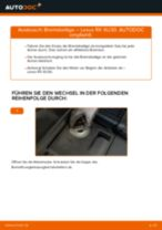 Tipps von Automechanikern zum Wechsel von LEXUS Lexus RX XU30 3.0 Koppelstange