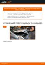 Poradnik naprawy i obsługi Opel Vectra B Kombi