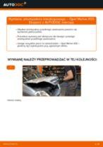 MONROE E7810 dla Meriva A (X03) | PDF przewodnik wymiany