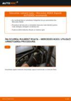 Cum schimbare Bucsa Bara Stabilizatoare MAZDA 626 V (GF) - tutoriale online