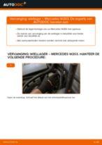 Werkplaatshandboek voor Mercedes W202