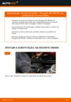 Aprenda a corrigir o problema do Kit De Reparação Pinças De Travão SAAB
