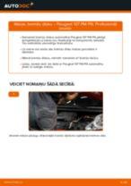 Automehāniķu ieteikumi PEUGEOT PEUGEOT 107 1.4 HDi Amortizators nomaiņai