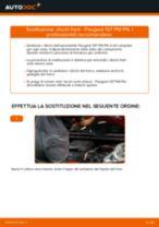 Manuale d'officina per Peugeot 306 Cabrio online