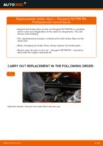 DIY VW change Coolant temperature sending unit - online manual pdf