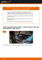 BREMBO 09.A455.1X per INSIGHT (ZE_) | PDF istruzioni di sostituzione