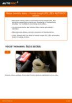 AUDI kreisais un labais Spoguļstikls nomaiņa dari-to-pats - tiešsaistes instrukcijas pdf
