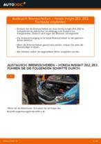 Werkstatthandbuch für HONDA PILOT online
