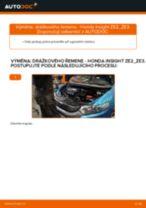 Uživatelský manuál HONDA pdf