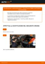 Manuale d'officina per FORD COURIER online