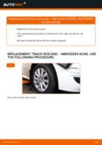 DIY FIAT change Radiator engine cooling - online manual pdf