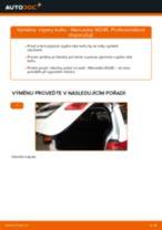 Jak vyměnit a regulovat Plynová vzpěra zadních dveří : zdarma průvodce pdf