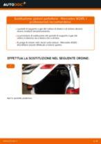 Le raccomandazioni dei meccanici delle auto sulla sostituzione di Dischi Freno MERCEDES-BENZ Mercedes W245 B 200 CDI 2.0 (245.208)