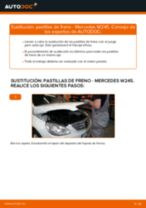 Manual de instrucciones MERCEDES-BENZ Clase B