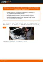 DIY-priročnik za zamenjavo Vzmeti v BMW Z3 2002