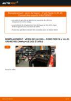 Tutoriel PDF étape par étape sur le changement de Chaîne De Distribution sur Peugeot 407 Berline