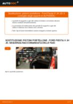 Manuale d'officina per FORD StreetKA online