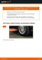 Manual DIY sobre como substituir o Apoios de Motor no TOYOTA LAND CRUISER 2020