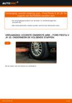 Handleiding voor Ford Fiesta Mk7