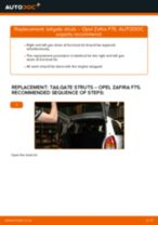 Step-by-step repair guide & owners manual for MAZDA BONGO