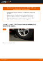 Cómo cambiar: rótula de dirección - BMW E39 | Guía de sustitución