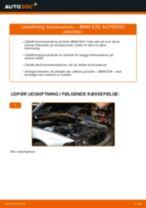 Udskift bremseskiver bag - BMW E39 | Brugeranvisning