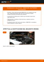 Le raccomandazioni dei meccanici delle auto sulla sostituzione di Dischi Freno BMW BMW E39 530d 3.0