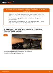 Bremsschlauch Vorne für Opel Astra G Zafira A F75