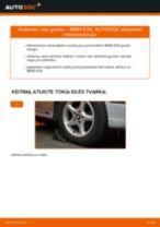 Automechanikų rekomendacijos BMW BMW E39 530d 3.0 Alyvos filtras keitimui