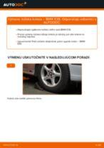 Ako vymeniť predné ložisko kolesa na BMW E39 – návod na výmenu
