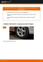 Jak vyměnit přední ložisko kola na BMW E39 – návod k výměně
