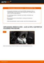 ZIMMERMANN 100.3301.52 voor A3 Sportback (8PA) | PDF handleiding voor vervanging