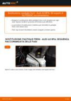 Cambio Dischi Freno anteriore e posteriore SSANGYONG TIVOLI: guida pdf