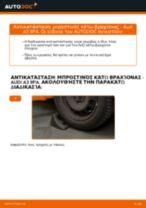 Οι συστάσεις του μηχανικού αυτοκινήτου για την αντικατάσταση AUDI Audi A3 8pa 1.9 TDI Ρουλεμάν τροχών