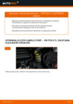 Montaż Zestaw klocków hamulcowych VW POLO Saloon - przewodnik krok po kroku