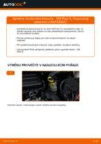 Návodý na opravu a údržbu VIVARO Platform/Chassis (E7)
