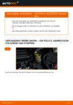 Hoe remblokken vooraan vervangen bij een VW Polo 5 – vervangingshandleiding