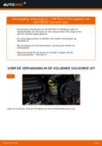 VW POLO achter en vóór Remschijven vervangen: online instructies