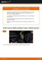 Apprenez à résoudre le problème avec Disques De Frein avant et arrière VW