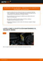 Manual de instrucciones VW AMAROK