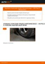 Jak wymienić końcówkę drążka kierowniczego w VW Polo 5 - poradnik naprawy