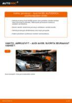 Audi A4 b6 korjaus- ja huolto-opas