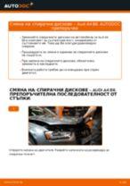 Как се сменят задни спирачни дискове на Audi A4 B8 – Ръководство за смяна