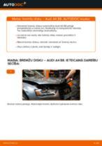 AUDI Q5 darbnīcas rokasgrāmata