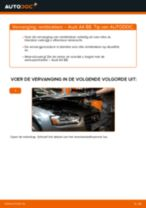 Hoe remblokken achteraan vervangen bij een Audi A4 B8 – vervangingshandleiding