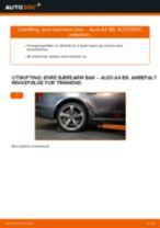 Instruksjonsbok AUDI A5