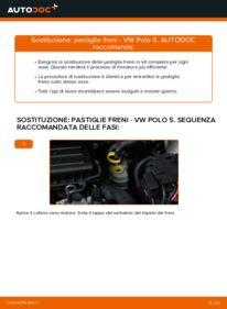 Come effettuare una sostituzione di Pastiglie Freno su VW ? Dai un'occhiata alla nostra guida dettagliata e scopri come farlo