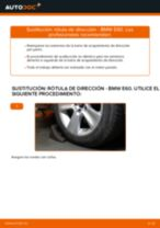 Cómo cambiar: rótula de dirección - BMW E60 | Guía de sustitución