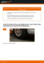 Tutorial de reparación y mantenimiento de FIAT GRANDE PUNTO