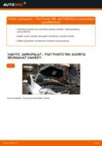 FIAT huoltokirja ilmaiseksi